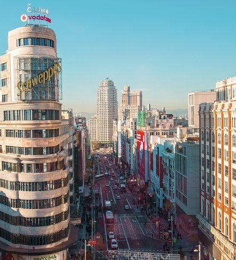 Galería de fotografías de Madrid